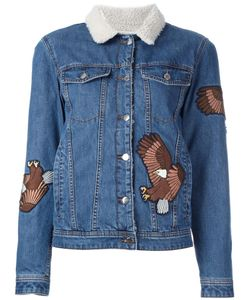 Each X Other | Eagle Appliqué Denim Jacket Xxl