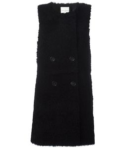Each X Other | Sleeveless Shearling Coat Xs Sheep