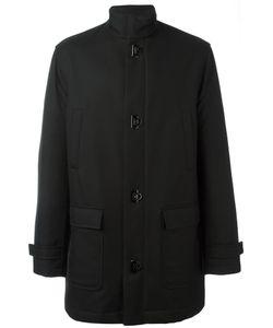 Salvatore Ferragamo | Gancio Fastening Jacket 58 Virgin Wool/Polyester