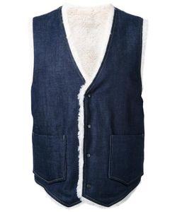 Unused | Reversible 12oz Denim Waistcoat 1 Cotton