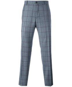 Salvatore Ferragamo | City Fit Tailored Chinos 56 Wool/Viscose/Cotton