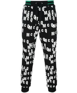 Mcq Alexander Mcqueen | All-Over Logo Print Track Pants Large