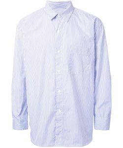 Unused | Striped Shirt 1 Cotton
