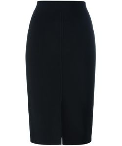 T By Alexander Wang | Ribbed Fitted Skirt Xs
