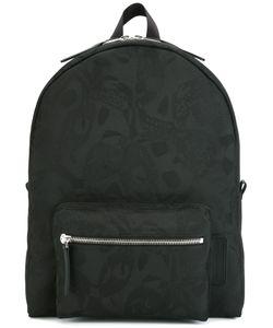 Alexander McQueen | Skull Jacquard Backpack Polyester