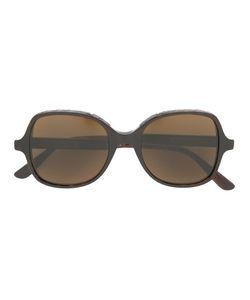 Bottega Veneta Eyewear | Intrecciato Embossed Sunglasses Adult Unisex Acetate
