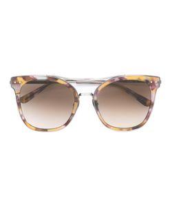 Bottega Veneta Eyewear | Round Frame Sunglasses Acetate/Metal Other
