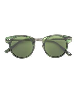 Bottega Veneta Eyewear | Marble Effect Cat Eye Sunglasses Adult Unisex