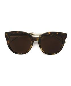 Bottega Veneta Eyewear | Havana Sunglasses Acetate