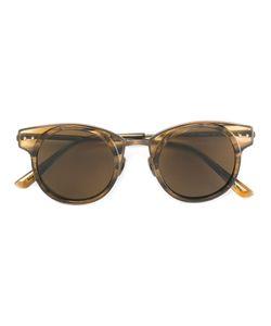 Bottega Veneta Eyewear | Round Frame Sunglasses Adult Unisex Acetate/Metal Other