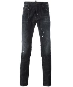 Dsquared2 | Cool Guy Lightly Distressed Jeans 50 Cotton/Spandex/Elastane