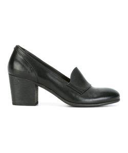 Pantanetti   Block Heel Pumps 36 Calf Leather/Leather