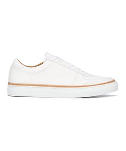 Number 288 | Grand Sneakers 40 Calf Leather/Camel Leather/Rubber