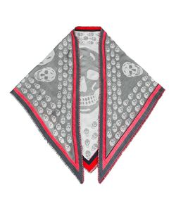 Alexander McQueen | Skull Scarf Cotton/Modal/Cashmere
