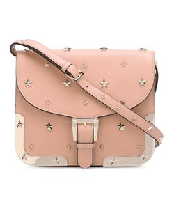 Red Valentino | Star Stud Saddle Crossbody Bag