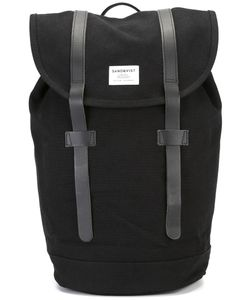 Sandqvist | Stig Backpack Cotton/Leather