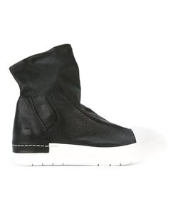 Cinzia Araia | Hi-Top Sneakers 36 Leather/Rubber
