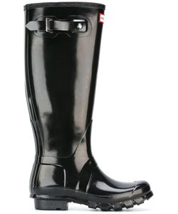 Hunter | Buckled Detailing Rainboots 3 Rubber
