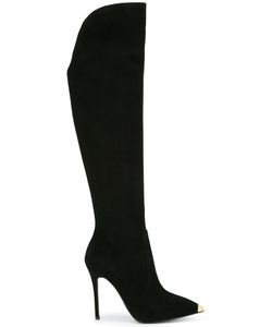 Giuseppe Zanotti Design | Pointed Over The Knee Boots 36