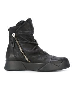 Ca By Cinzia Araia | Zipped Boots 41.5 Leather/Rubber