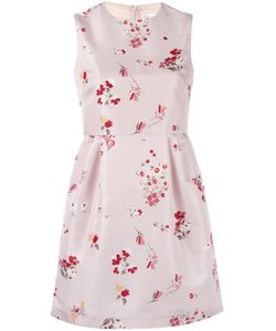 Red Valentino | Print Flared Dress 40 Polyester/Acetate