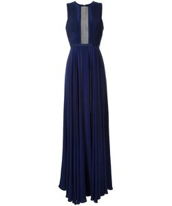 ALEX PERRY | Annalise Gown 10 Silk/Cotton/Polyester