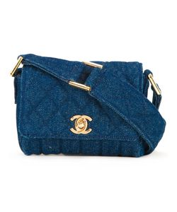 Chanel Vintage | Mini Cc Logos Shoulder Bag