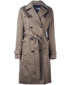 Ahirain | Classic Trenchcoat Small Cotton/Silk