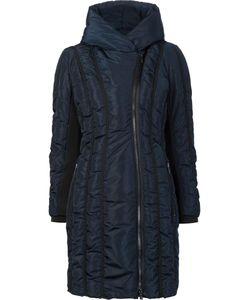 Zac Zac Posen   Leah Padded Coat Xl Nylon/Polyester/Spandex/Elastane