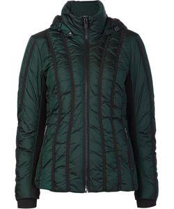 Zac Zac Posen   Olivia Puffer Jacket Xl Nylon/Polyester/Spandex/Elastane/Goose
