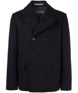 Michael Kors | Double Breasted Jacket Large Wool/Polyamide/Acetate