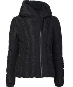 Zac Zac Posen   Emily Puffer Jacket Large Nylon/Polyester/Spandex/Elastane/Goose