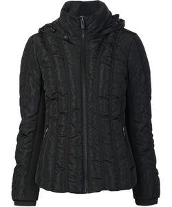 Zac Zac Posen   Olivia Puffer Jacket Xs Nylon/Polyester/Spandex/Elastane/Goose