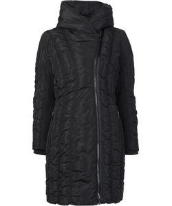 Zac Zac Posen | Leah Padded Coat Large Nylon/Polyester/Spandex/Elastane