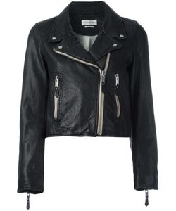 Isabel Marant Étoile | Aken Biker Jacket 40 Leather/Polyester