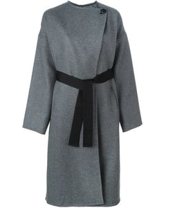 Isabel Marant | Fargo Belted Coat Size 38 Cotton/Virgin Wool/Cashmere