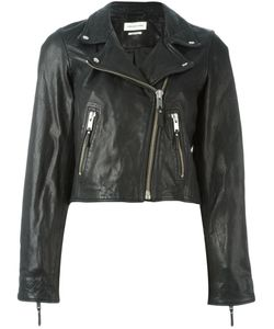 Isabel Marant Étoile | Barry Biker Jacket 40 Polyester/Lamb