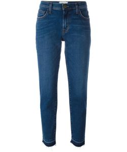 Current/Elliott | The Unrolled Fling Jeans 25 Cotton/Spandex/Elastane