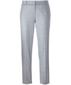 Michael Kors | Slim-Fit Trousers 4 Wool/Polyester/Spandex/Elastane/Viscose