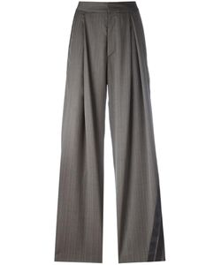 A.F.Vandevorst | Party Palazzo Trousers 36 Virgin Wool/Spandex/Elastane
