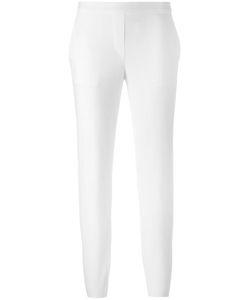 Theory | Cropped Trousers 6 Polyester/Polyurethane/Cotton/Spandex/Elastane