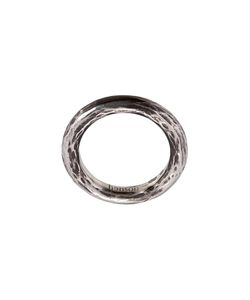 HENSON | Carved Stacker Ring Adult Unisex 61