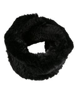JOCELYN | Infinity Scarf Rabbit Fur