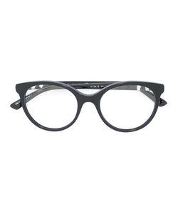 Bulgari | Round Frame Glasses Acetate