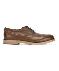 Brunello Cucinelli | Classic Derby Shoes 46 Leather/Rubber