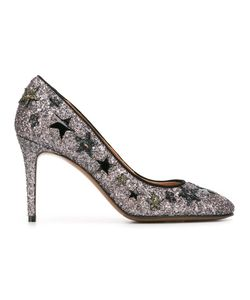 L' Autre Chose | Lautre Chose Star Embellished Pumps 40 Pvc/Leather/Rubber
