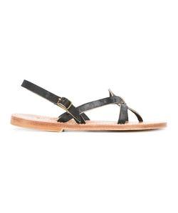 K. Jacques | Orion Sandals 38 Leather