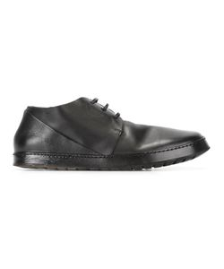 Marsell   Marsèll Flat Sole Derby Shoes 41 Calf Leather/Leather/Rubber
