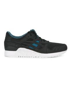 Asics | Panelled Sneakers 10.5 Rubber/Leather/Polyurethane/Neoprene