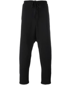 ALCHEMY | Drop Crotch Pants Large Cotton/Spandex/Elastane